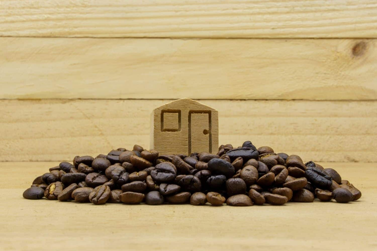 Making Your House Smell Like Coffee.