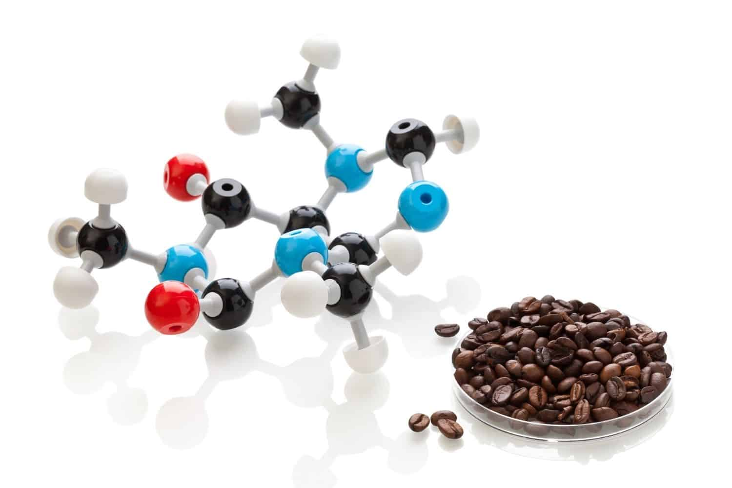 Caffeine in Coffee Extract.