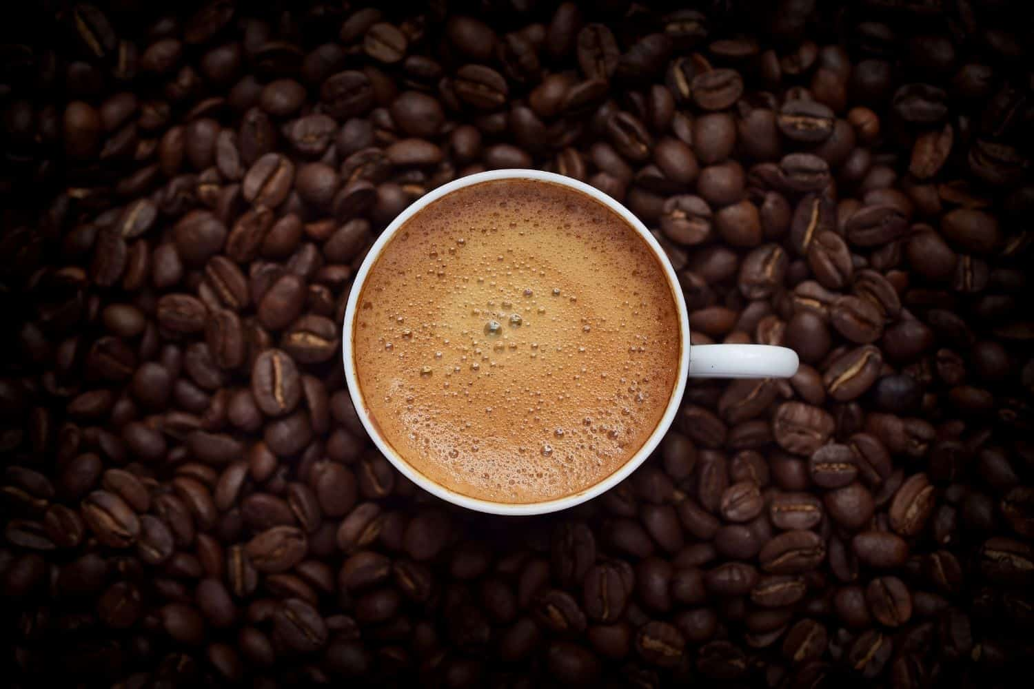 does coffee have tannins?