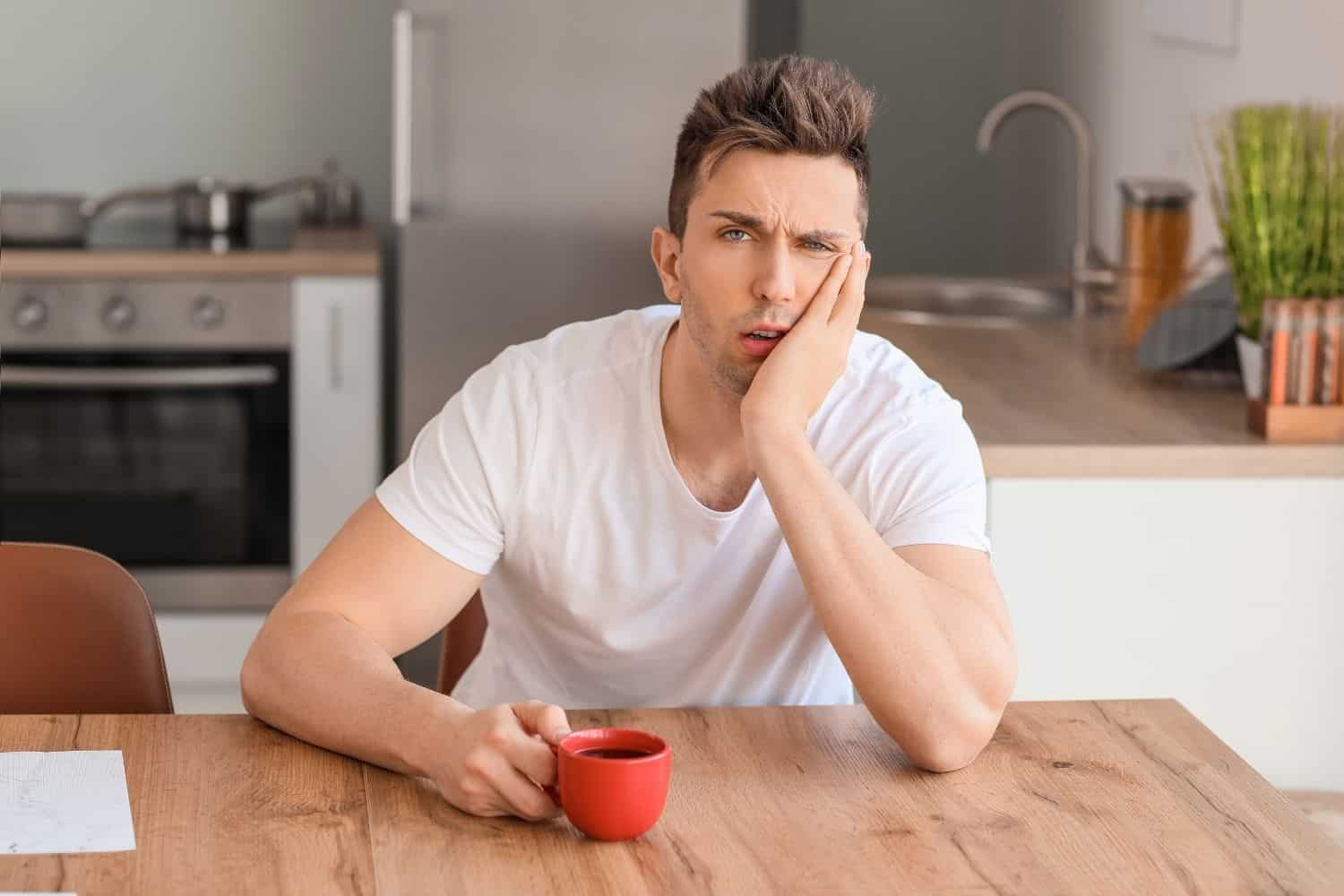 why doesn't coffee wake you up?