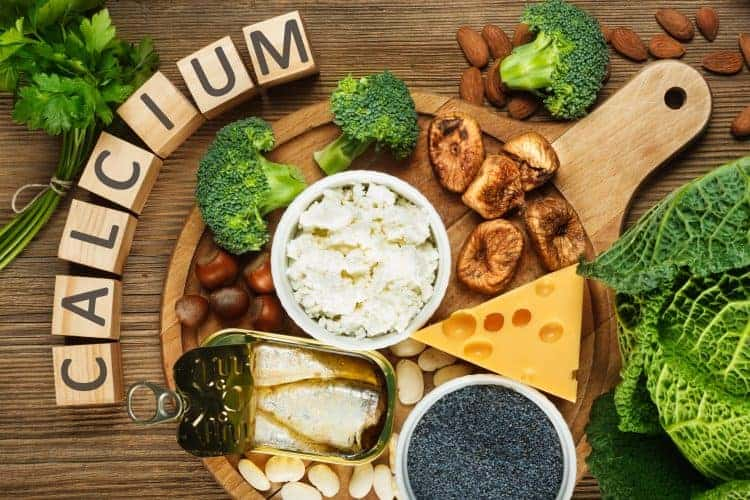 sources of calcium foods for strong bone health